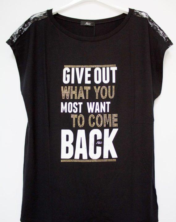 T-shirt Akè