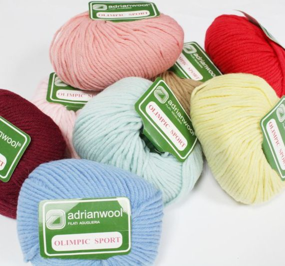 Gomitolo Olimpic Sport Adrianwool