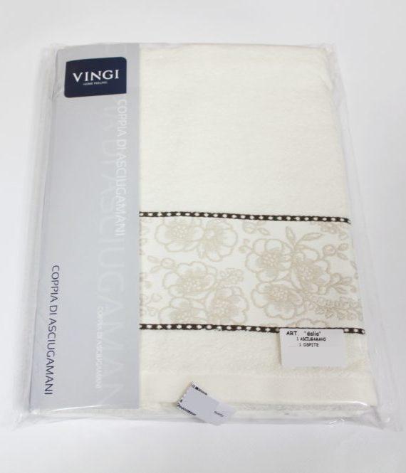 Coppia di Asciugamani Vingi